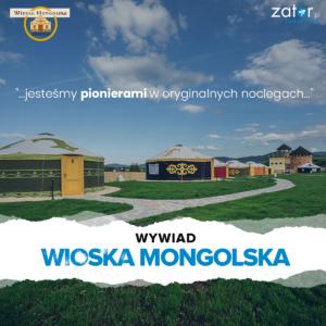wywiad wioska mongolska - zator turystyka