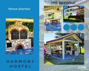 Harmonijne wakacje równa się udany pobyt! - Harmony Hostel