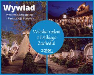 Western Camp Resort i Restauracja Bonanza
