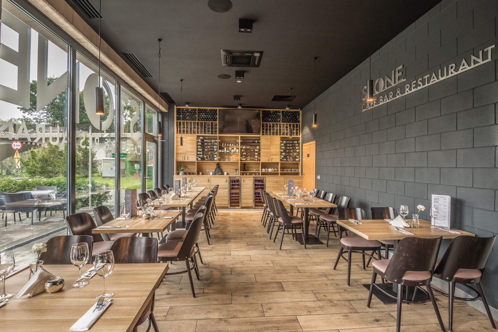 Stone Cafe Bar & Restaurant