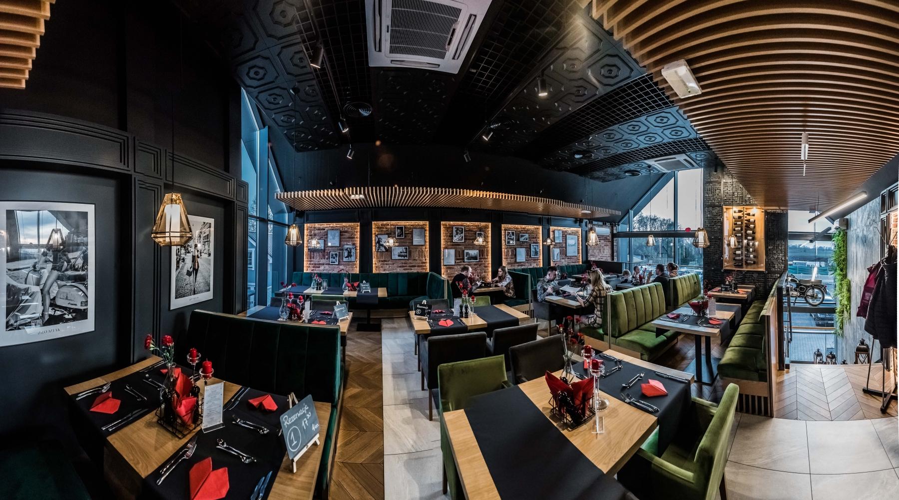 scandi restaurant